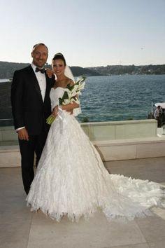 Halit Ergenç 06.06.2007 Primera esposa .