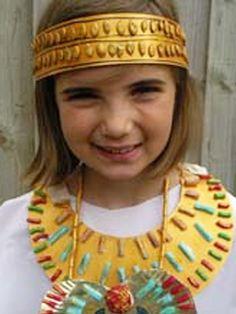 Déguisement déesse égyptienne