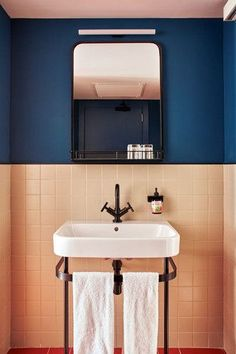 DOMINO:Bathroom Design Ideas That Are Definitely Off The Beaten Path