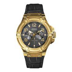 Reloj guess rigor w0040g4 - 159,20€ http://www.andorraqshop.es/relojes/guess-rigor-w0040g4.html