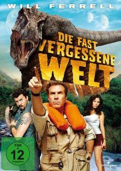 Die fast vergessene Welt * IMDb Rating: 5,2 (34.854) * 2009 USA * Darsteller: Will Ferrell, Anna Friel, Danny McBride,
