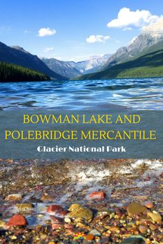 If you are looking for an off the beaten path place to visit in Glacier National Park Lake Bowman and Polebridge Mercantile is it! Don't miss this amazing location when you visit Montana! via @Crazy Family Adventure