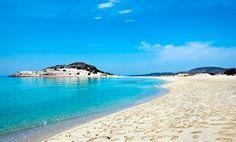 Simos beach, Elafonissos, Greece