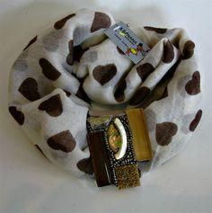 Foulard necklace 1