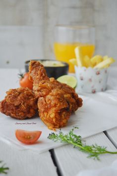 I love fried chicken! Who doesn't, right?    Growing up in Dubai, Fried chicken mainly KFC played a major role in my life. Those days when we eat out the only options we had ...