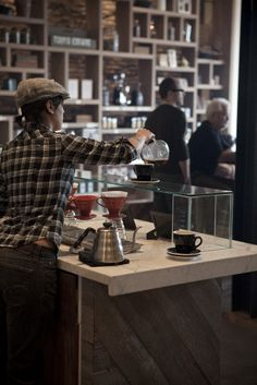 Toby's Estate Coffee by Nicole Franzen