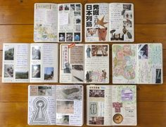 Glue book pages