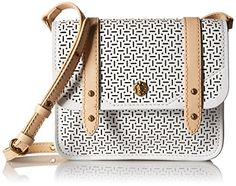 Share this article on your favorite social media and get it for free!   With grace, it's all in the details. From interior and exterior pockets to iconic 3D Anne Klein lion logo hardware, this little crossbody pulls your outfit together effortlessly.3d iconic lion detail22″ adjustable crossbody strapEmbossed anne klein detail1 exterior slip pocket1 interior slip pocket  Things you need to buy Haydai.com  The post Anne Klein Grace Small Crossbody only for appea
