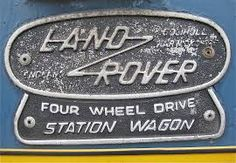 land rover series 2 station wagon - Google Search