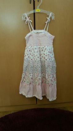 SommerKleid Blumen Mädchen
