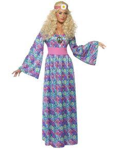 Disfraz de hippie elegante