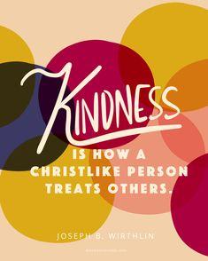 Kindness Is Christlike