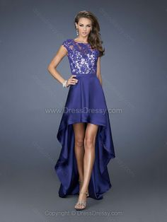 Shop La Femme evening gowns and prom dresses at Simply Dresses. Designer prom gowns, celebrity dresses, graduation and homecoming party dresses. High Low Prom Dresses, A Line Prom Dresses, Cheap Prom Dresses, Dresses For Teens, Homecoming Dresses, Formal Dresses, Bridesmaid Dresses, Party Dresses 2014, Prom Dress 2014