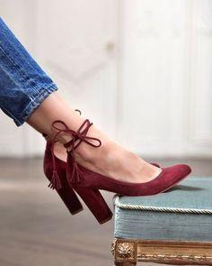 """20 curtidas, 1 comentários - Balaio de Estilo (@balaiodeestilo) no Instagram: """"Nós adoramos amarrações nos sapatos e este modelo Mary Jane é uma opção perfeita para quem ama…"""""""