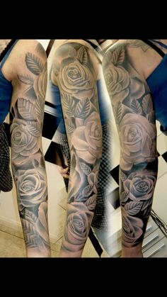 My sleeve  inspiration