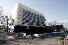 Nueva Sede de Control, Laboratorios y Auditorio