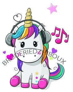 Cute Cartoon Unicorn with headphones on a blue background Cute magical unicorn is dreaming. Vector design…Little pink magical unicorn. Vector design on vecteur de dessin animé mignon de licorne. Black and White Illustration, Printable… Unicorn Drawing, Cartoon Unicorn, Unicorn Art, Cute Unicorn, Cartoon Cow, Baby Unicorn, Cute Backgrounds, Cute Wallpapers, Cartoon Mignon