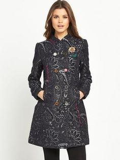 Shop Very for women's, men's and kids fashion plus furniture, homewares and electricals. Joe Browns Coats, Tunics With Leggings, Brown Jacket, Kids Fashion, Women Wear, High Neck Dress, Tunic Tops, Luxury, Stylish