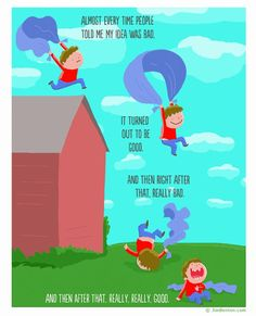 25 Wholesome Cartoons From Jim Benton