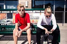 30 Days Idol Challenge {Marcus & Martinus G. New Music, Good Music, Cute 13 Year Old Boys, Love Twins, I Go Crazy, Twin Outfits, M Photos, The Orator, Twin Brothers