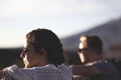Sunset, Friends, Enjoying, Sky