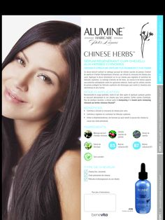 Sérum régénérant cuir chevelu aux herbes chinoises - lutte contre la chute de cheveux www.enterprisingmind.acnshop.eu