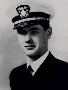 Johnny Carson's service with the US Navy during WW2.