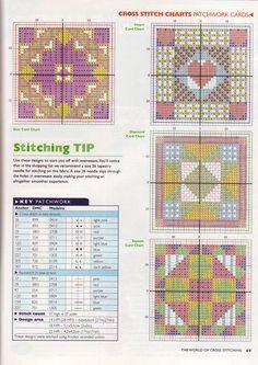 Gallery.ru / Фото #37 - The world of cross stitching 028 январь 2000 - WhiteAngel
