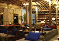 My most favorite hotel ever! D'Omah Yogyakarta, Java, Indonesia