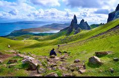 The Storr, Isle of Skye | image credit: Flickr: aigle_dore / Creative Commons