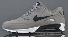 the latest 1635f cc51a Nike Air Max 90 Essential - Sport Grey   Black   White   Sole Collector Nike