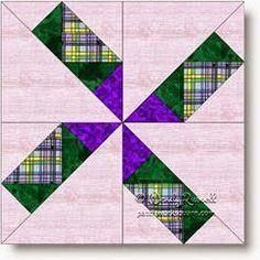 Patchwork Square Blog: Star or Pinwheel?