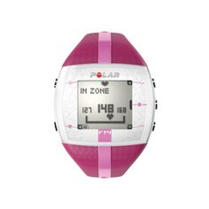 Must have for running - Polar FT4 Heart Rate Monitor (Purple/Pink): #fitness #running #outside