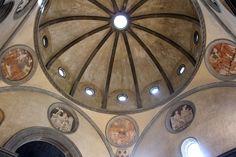 Volta - Sagrestia Vecchia - Basilica di San Lorenzo - Firenze