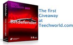 Bitdefender Total Security 2013 Giveaway