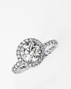 David Yurman Engagement Rings