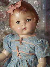 "Composition ""Peaches""-Averill/Madame Hendren (item #1306498) via louisesladies #dollshopsunited"