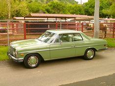 Mercedes Motoring - 1973 250C Gasoline Coupe1973 250C gasoline coupe
