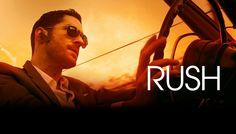 Rush, nuova serie tv in onda su FOX Italia il lunedì sera dal prossimo 6 luglio con un doppio episodio a settimana