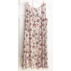 H&M Dress H&M Print Summer Dress, NWT. H&M Dresses Midi