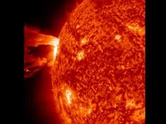 Wow. Watch this amazing solar flare video http://huff.to/HPtokB