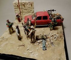 Dioramas and Vignettes: The last Stinger, photo #1
