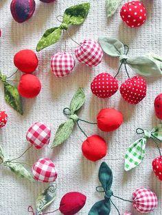 cherries.