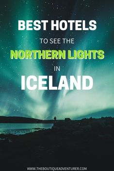 The key objective of my recent trip to Iceland was to see the Northern Lights.  I did a lot of research on the best hotels in Iceland for Northern Lights when planning the trip and I tested two. I was lucky enough to see aurora borealis in both of them. Read the full review to know where you should stay to see the Northern Lights in Iceland.  #Iceland #Northernlights
