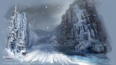 Assassin's Creed III Liberation Concept Art by Eddie Bennun