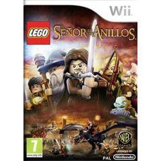 Lego El Señor de los Anillos Wii_0