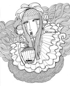 fshizue.com :: illustration