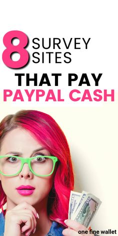$100 per survey? There are some legitimate survey sites that offer to pay up to $100 a survey or per study. Most of these sites pay you by PayPal cash