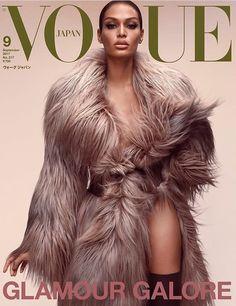 Vogue Japan September 2017