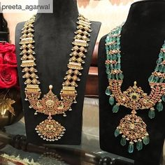 Gold For Jewelry Making Indian Wedding Jewelry, Bridal Jewelry, Beaded Jewelry, Gold Jewelry, Gold Necklaces, Gold Jewellery Design, Jewellery Box, Temple Jewellery, Jewelry Holder